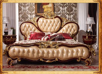 American Classical Luxury Style Bedroom villa Designed Furniture