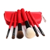 6pcs private label makeup brush cosmetic tools brush set