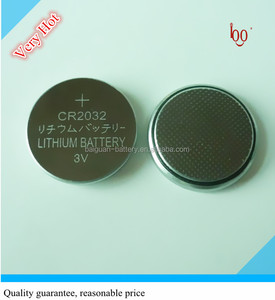 cr2032 3v 210mah sc lithium battery cr2032 button cell