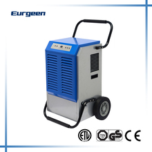 190 pints /day Portable Metal Housing Industrial Dehumidifiers For Basement
