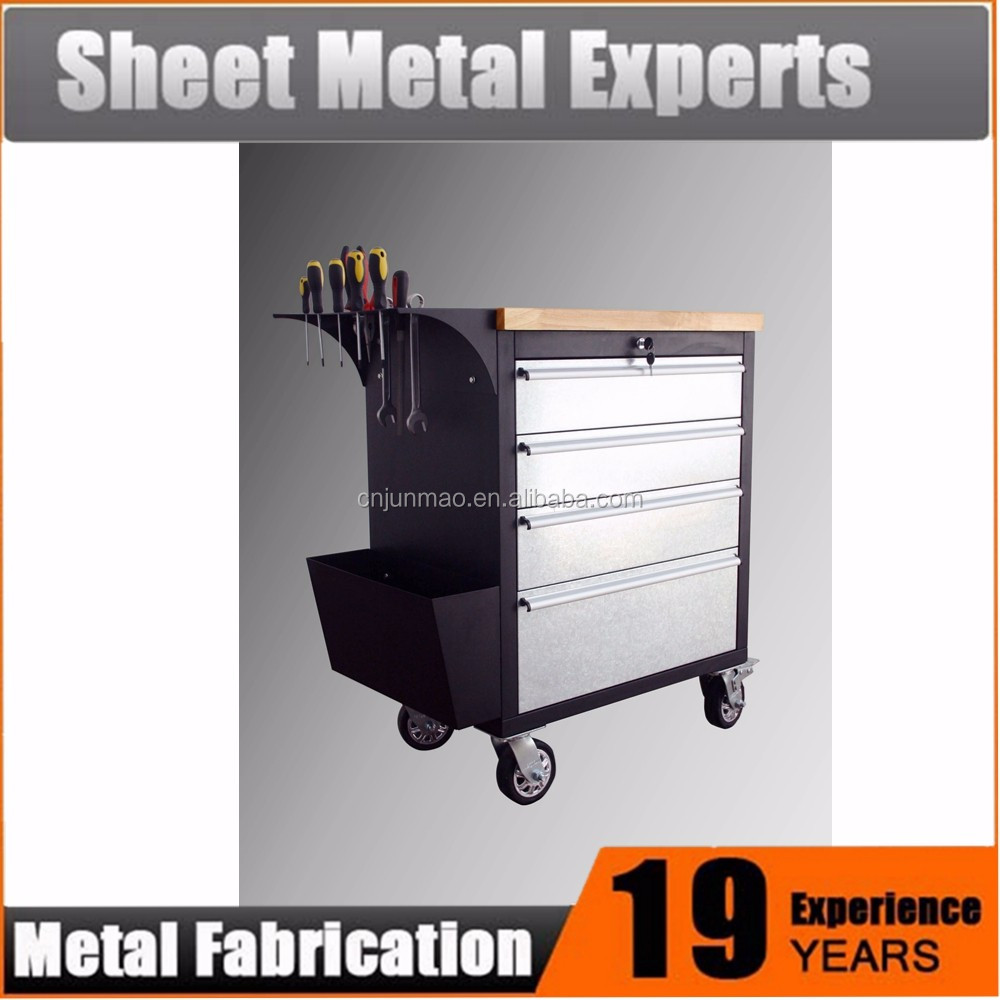 Portable Tool Chest Stainless Steel 96 inch Hyxion Tool chest Steel Rolling tool chest