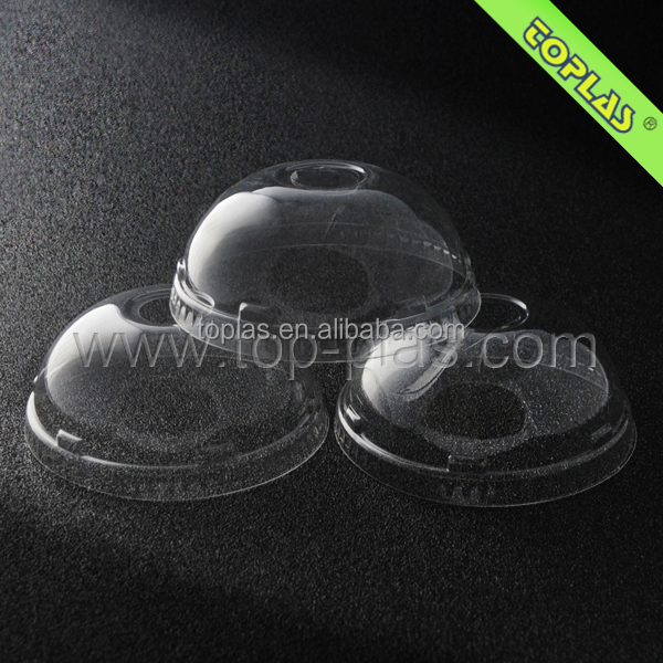 PET Plastic Lid For Cup
