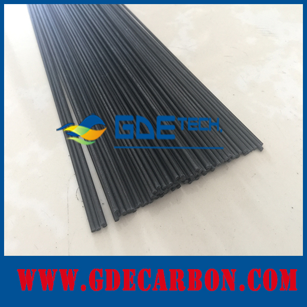 pultrusion solid carbon fiber rod carbon rod blank