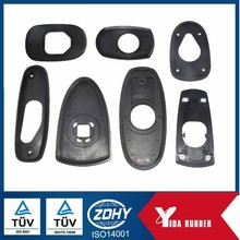 Factory directly sale NBR CR EPDM SBR SILICONE OEM rbi automotive rubber parts