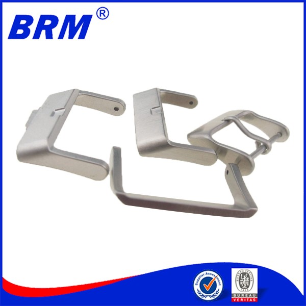 Powder Metallurgy Stainless Steel Watch Belt Buckle for Sale