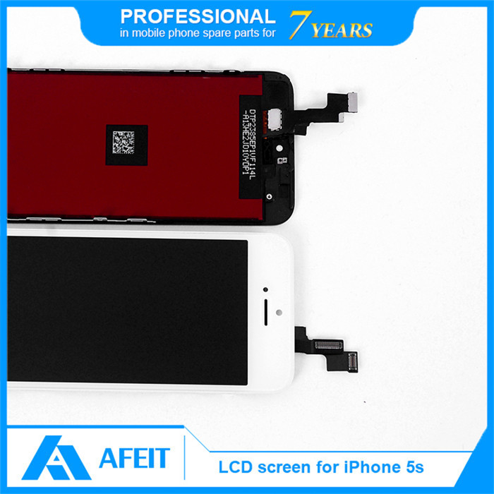 China supplier for Apple iphone original phone LCD touch screen spare parts