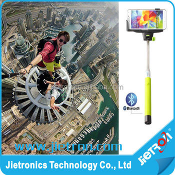 Wholesale Made in China Good Price Cheap Extendable Flexible Selfie Stick
