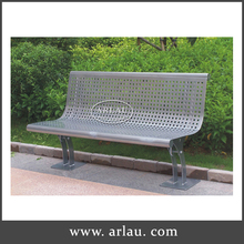 2017 living room furniture metal soft bench seat