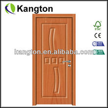 Interior PVC door upvc door panel
