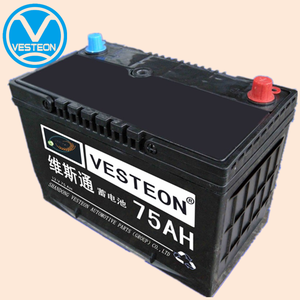 MF lead acid car battery 95D31L 12V80AH