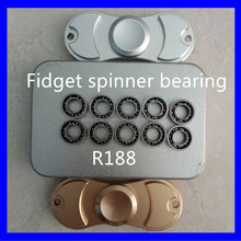 JNGY Fidget spinner Bearings R188 Size 0.25*0.5*0.125mm inch Minature Deep Groove Ball Bearings