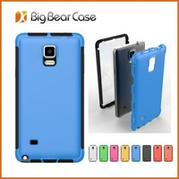 Combo hard pc case for n9000 cell phone accessory