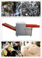 Textile materials/old clothes /old rags/yarn multi funtion cutting machine