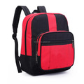 2017 backpack bag school red/black color