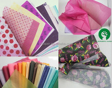 wholesale gift wrap/wrapping tissue paper