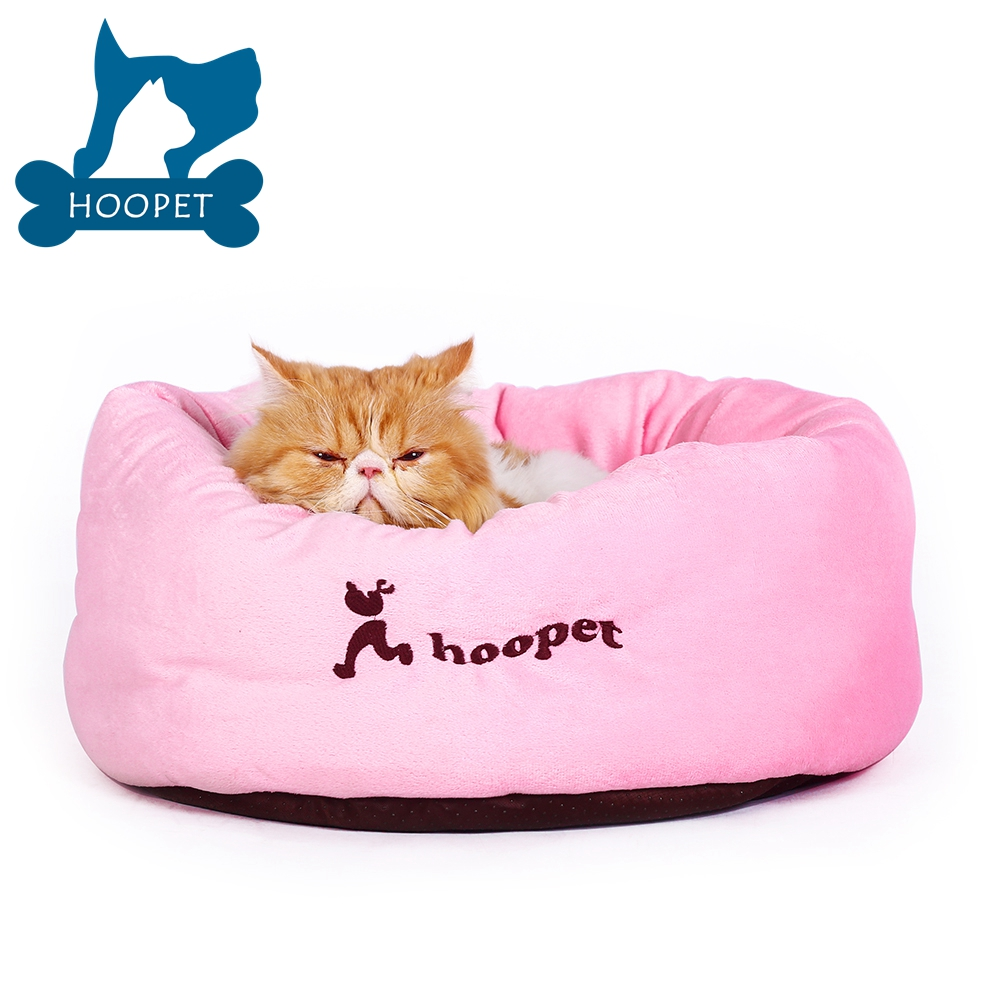 Wholesale pet supply For cat sleeping bag pet Pink bed small dog puppy sofa pet