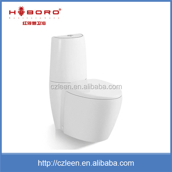 Newest design two piece wash down sanitary coach toilet