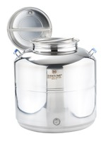 stainless steel container 50lt