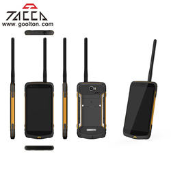"2017 best price TACCA 5.5"" PTT NFC FHD 3+32G 8+20Mp encrypted gps intercom military andorid mobile phone"