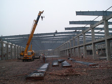 best steel structure warehouse for factory