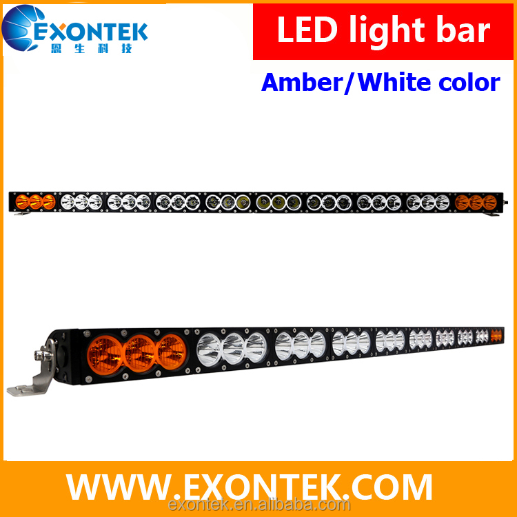 2016 new luanched/single row light bar 10W led work light bar amber 30W 60W 90W 120W 150W 180W 210W 240W 270W