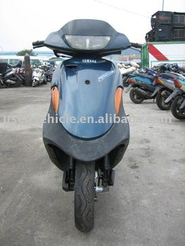 YAMAHA FUZZY SCOOTER / MOTORCYCLE / VEHICLE ( 125CC )