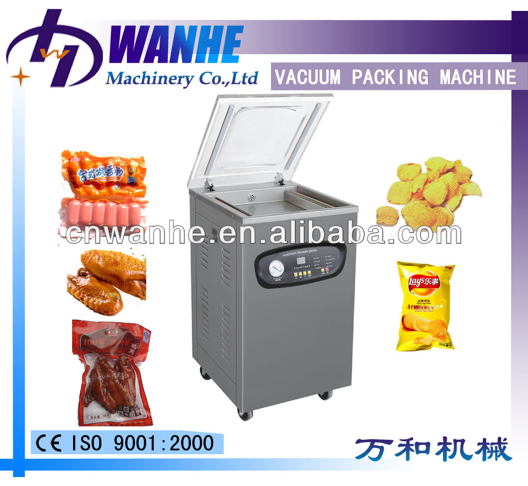 DZ-400/2F Automatic jar vacuum sealer machine