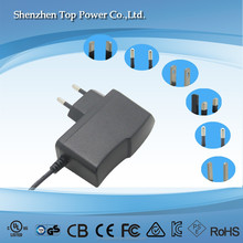 dc ac power adapter 12v 1a 1.5a 2a 3a 4a 5a 5V 1A 2A 110v-240v AC to DC for LED with black and white color
