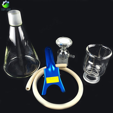 Laboratory Glass Funnel Vacuum Filter Solvent Filtration Apparatus