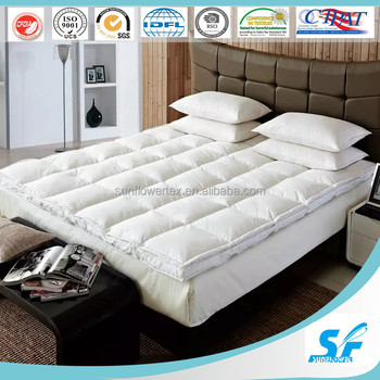 super soft extra king size silicone mattress topper. Black Bedroom Furniture Sets. Home Design Ideas