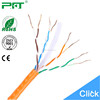 2016 Hot selling UTP or FTP or SFTP cat6/cat5e cable Pass Test indoor cable