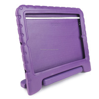 Kids Protective Foam Shockproof Stand Handle Case EVA Cover For Ipad 2 3 4 Purple