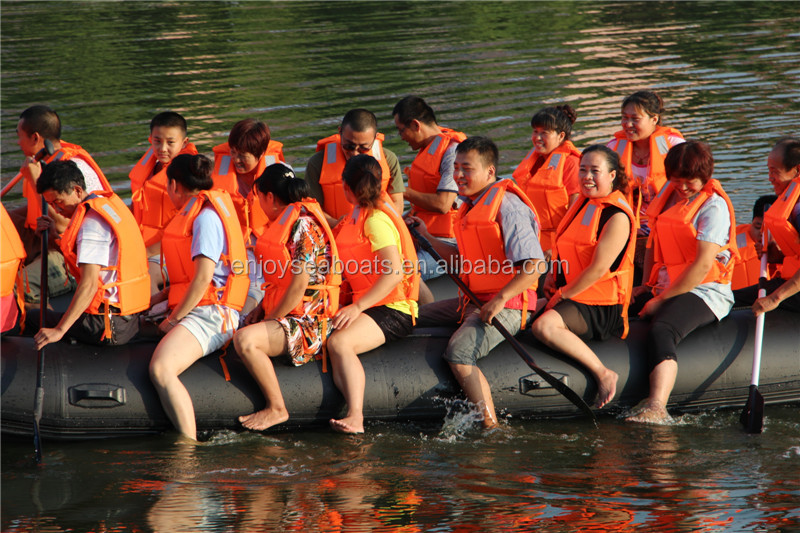 Jiahai 30 persons Inflatable long large salvage boats with engine motor 6m 7m 8m 9m 10m for sale!!!