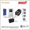 2015 Hot Selling Promotion Price 20A 30A 40A 50A 60A MPPT 45A solar charge controller