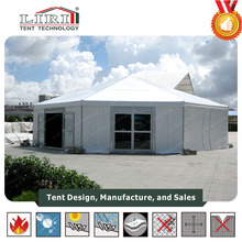 sandwich panels used tent sanctity white color tent