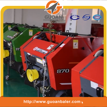 Hot Selling Small Hay Baling Compressing Machine Baler Atv