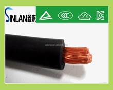 35mm2 flexible aluminium rubber welding cable