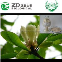 Magnolia obovata bark extract 50% magnolol for antidepressant