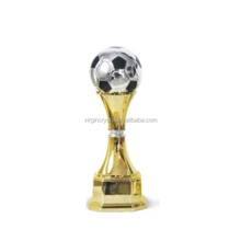 Moulded Soccer Ball Top Design Sport Cup Trophy for Champion Honor
