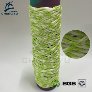 natural color polyester yarn