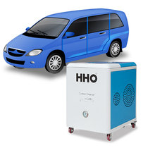 HHO diesel engine carbon cleaning china carbon cleaner