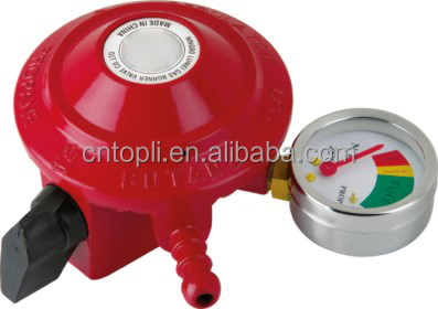 LPG Gas Manometer Pressure Gauge