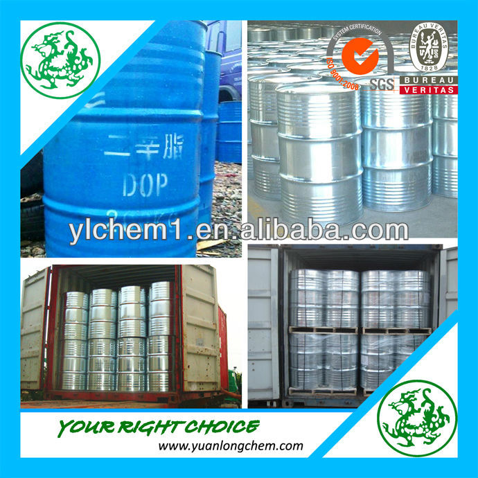 Factory dioctyl phthalate DOP 99% 99.5%,dibutyl phthalate(DBP)
