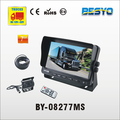 Truck and bus 7inch HD monitor rearview camera system BY-08277MS