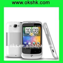 Wildfire G8 smart talk phones with 3G GPS WIFI 5MPcamera high quality and competitive price