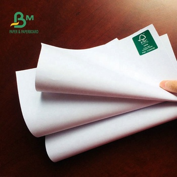 FSC Approved 70g 80g Uncoated Woodfree Paper For Making School Notebook.