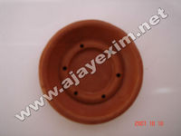 Clay Pooja Incense Bathi Stand