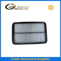 Replacement air filter for car engine air intake system OE 17801-15070