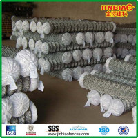 11 gauge chain link wire mesh fence