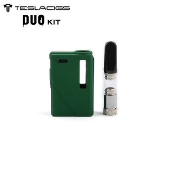 Shenzhen Factory New Arrival 500mAh Battery Mini DUO Kit Teslacigs